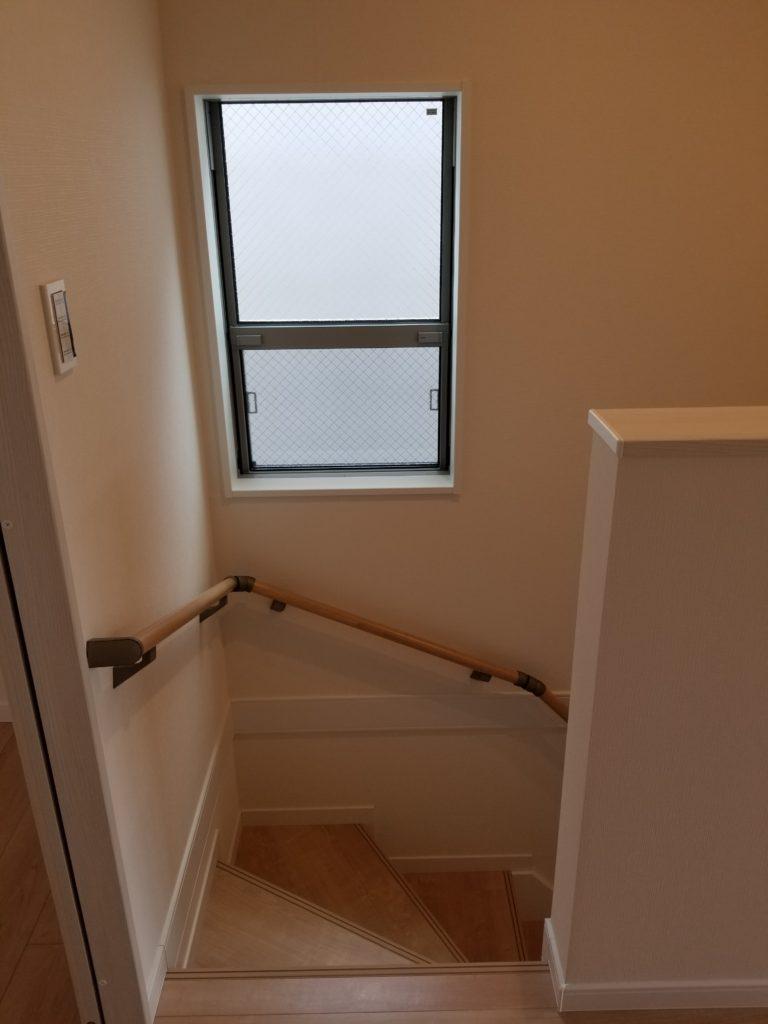 3階廊下窓